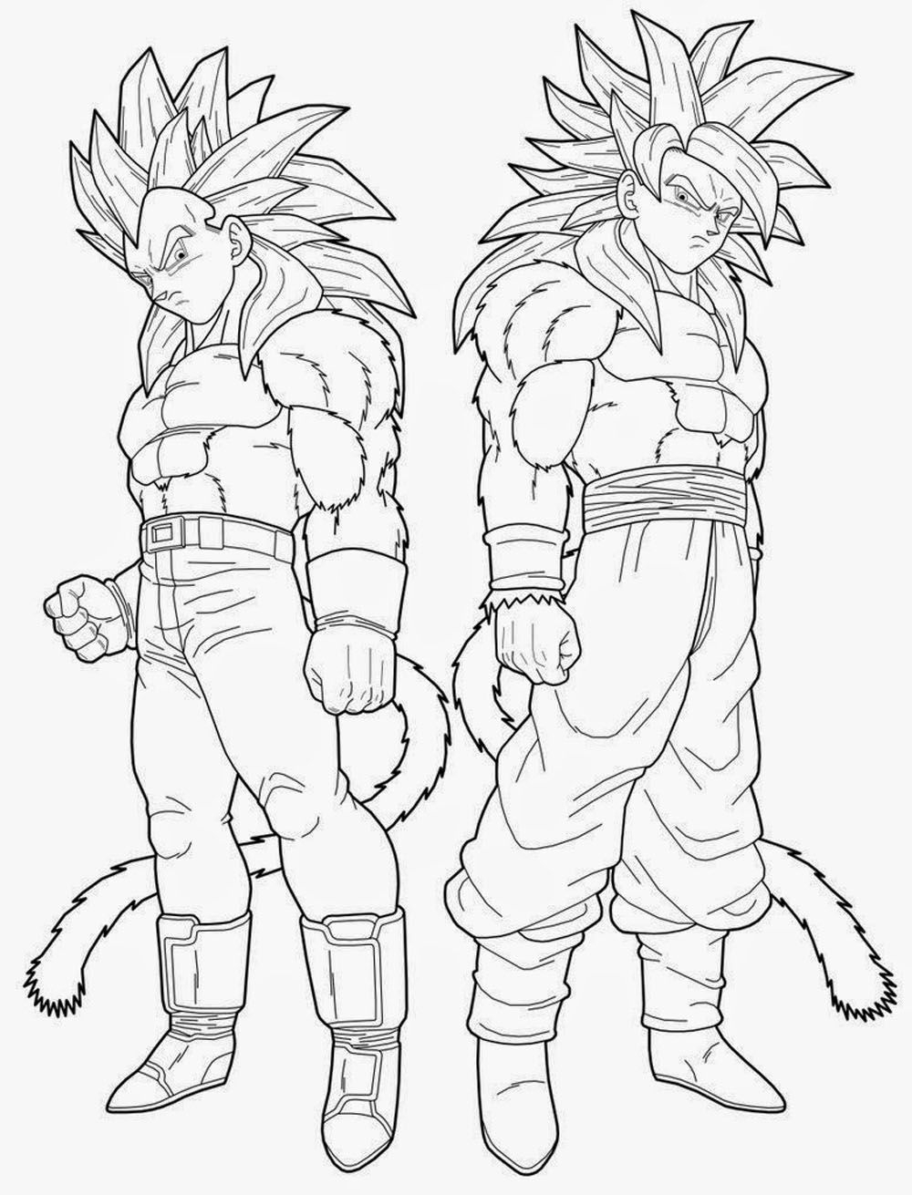 1000x1311 Awesome Kid Buu Coloring Pages Free Coloring Pages Download