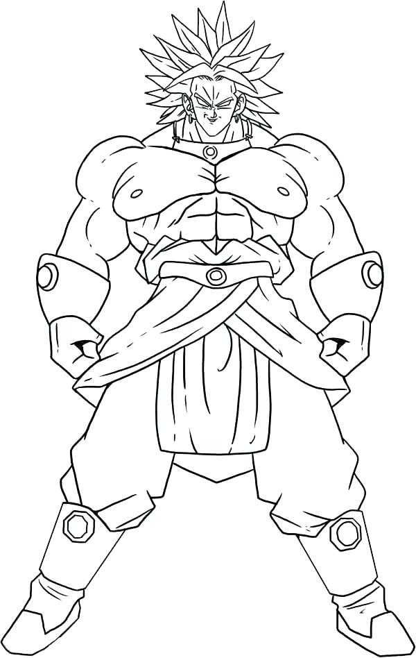 600x948 Goku Vs Vegeta Coloring Pages Games Printable Coloring Super