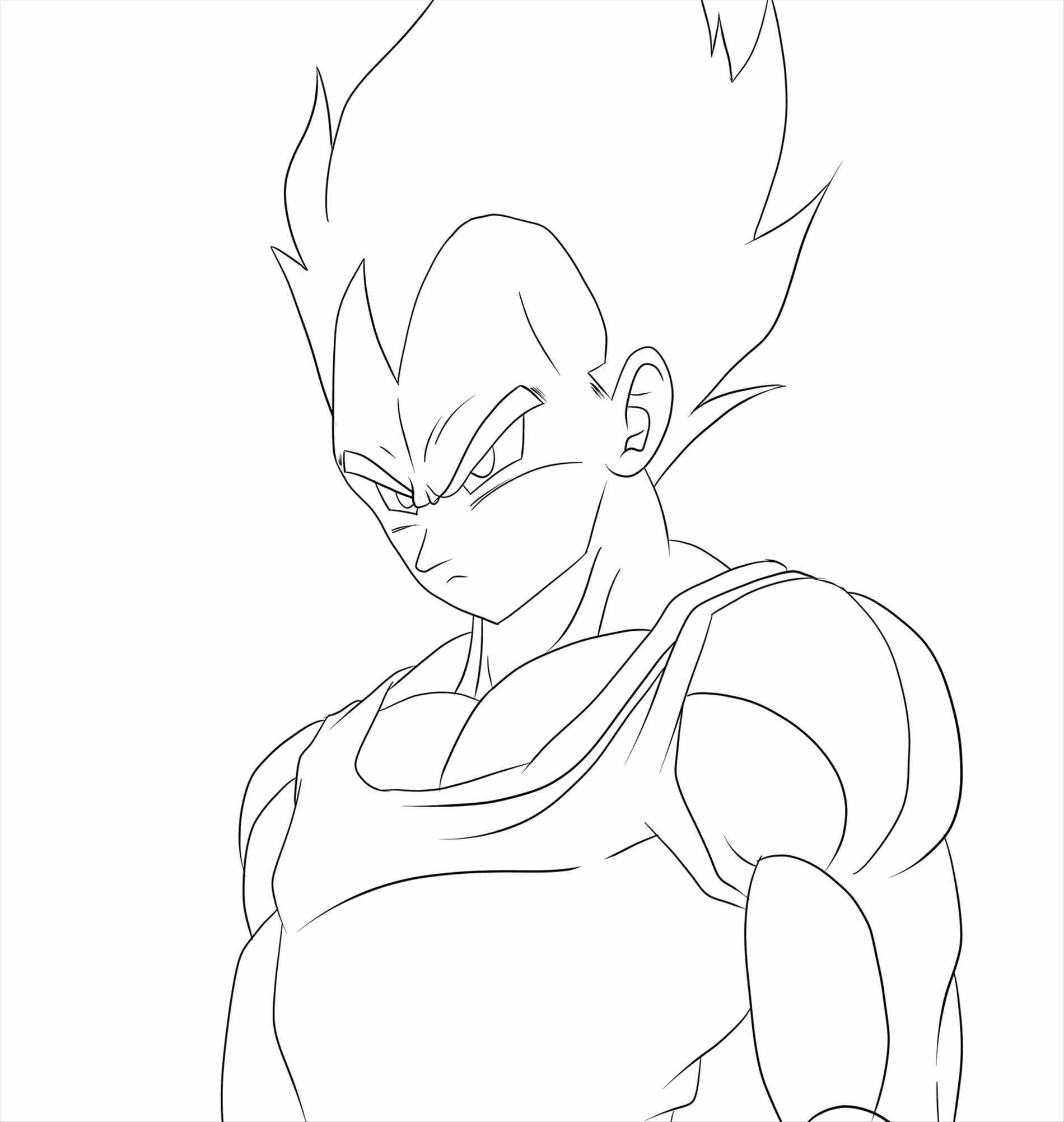 1900x2003 Outstanding Vegeta Coloring Pages And Goku Gal