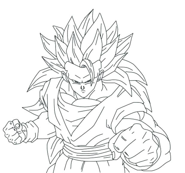 618x578 Vegeta Coloring Pages Coloring Page Dragon Ball Z Super Coloring
