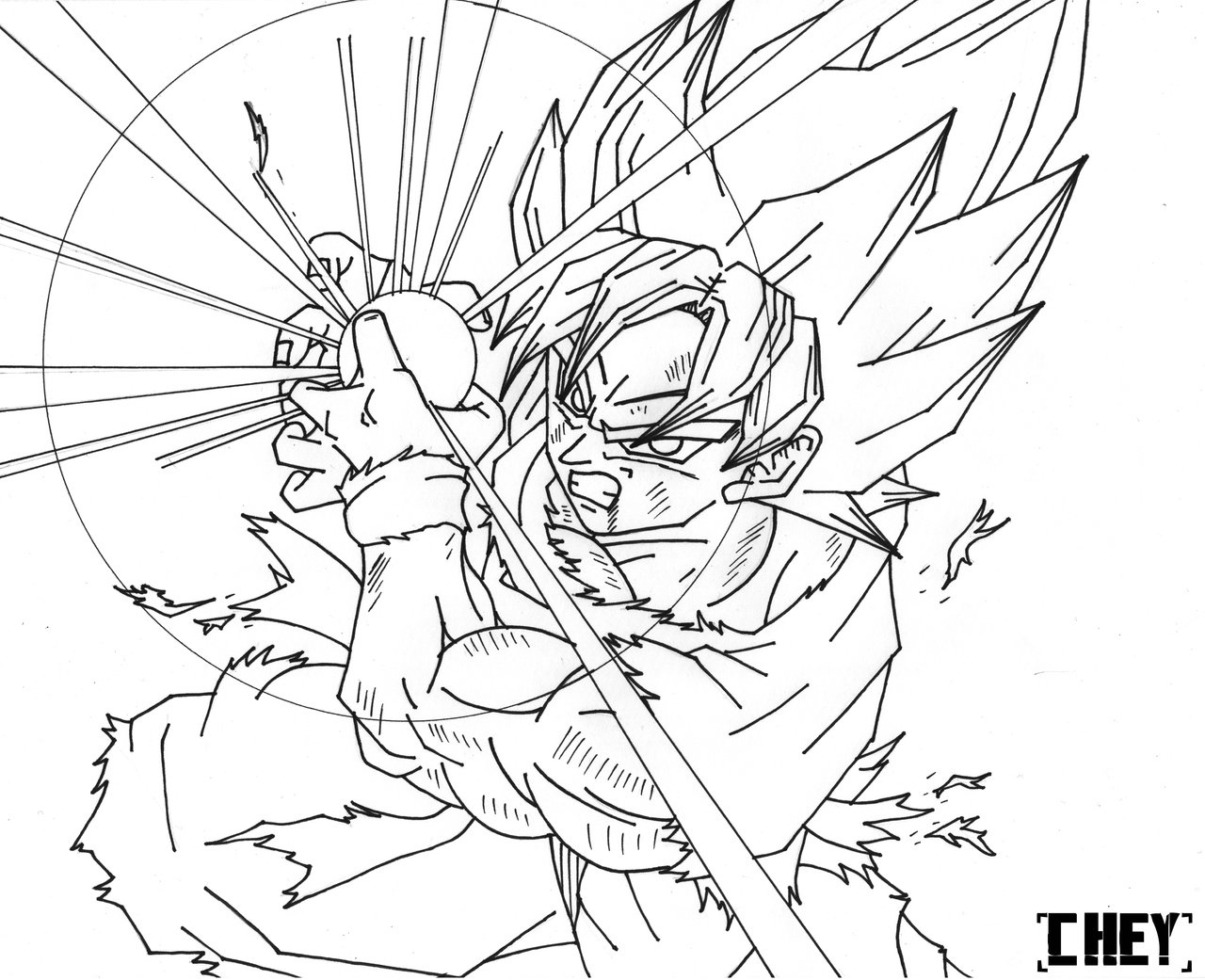 1280x1041 Goku Coloring Pages Luxury Free Coloring Pages Of Goku Logo