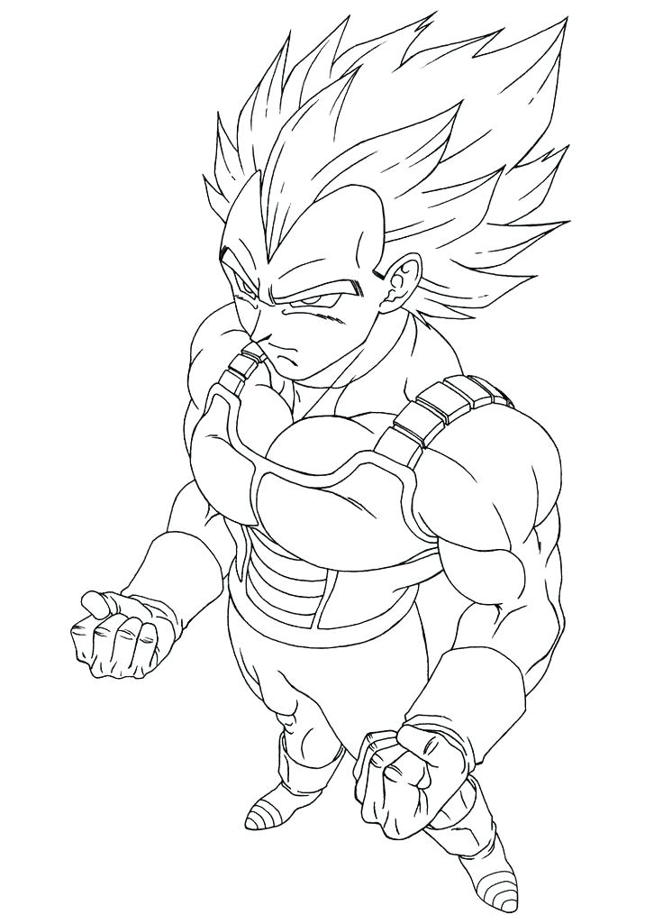 736x1015 Vegeta Coloring Pages Super Coloring Pages Free Super Coloring