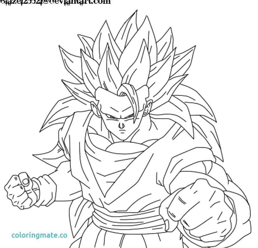 900x864 Goku Coloring Teleks Site