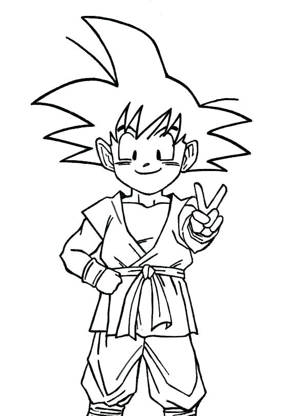 578x810 Goku Coloring Pages Coloring Page Coloring Pages Goku Super