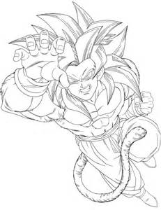 231x300 Goku Coloring Page Free Download, Goku Coloring Pages