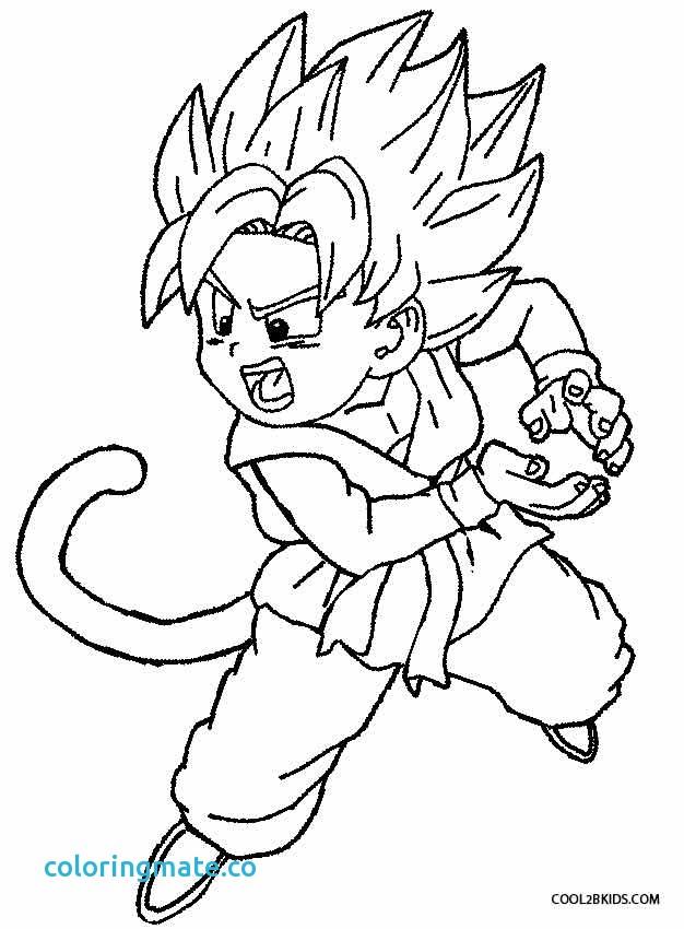 626x850 Goku Coloring Pages Goku Coloring Pages Fresh Chibi Goku