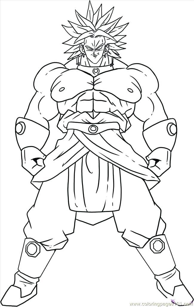 Dibujos Para Colorear De Goku Fase 100 Dibujos De Goku Y Sus