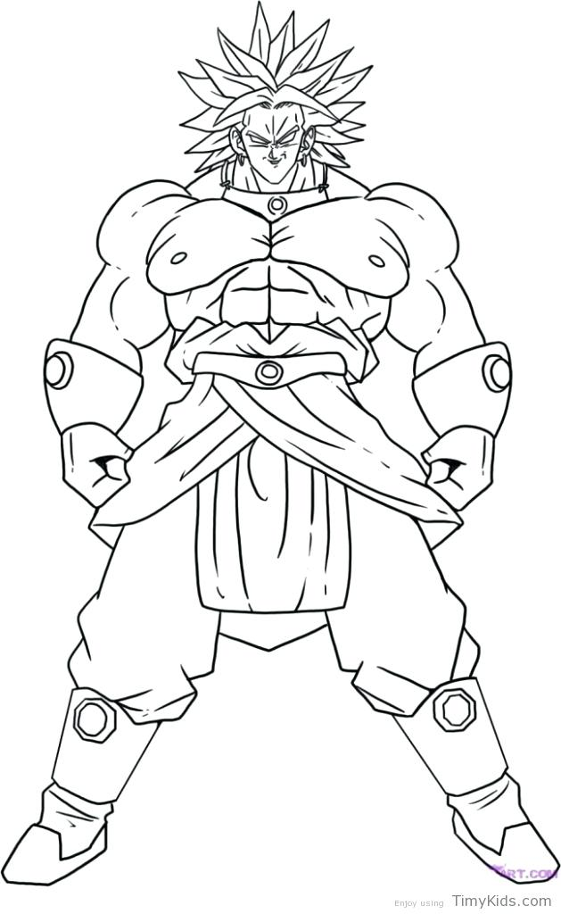 629x1024 Elegant Coloring Pages Dragon Ball Z For Dragon Ball Z Coloring