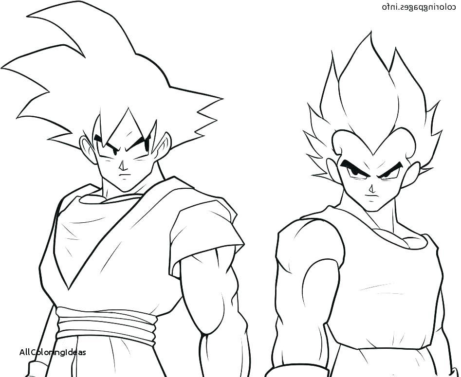 947x775 Goku Coloring Games Goku Super Saiyan Coloring Pages