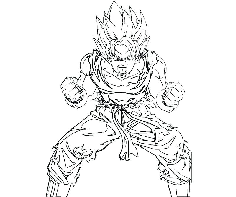 800x667 Dragon Ball Z Coloring Pages Coloring Dragon Ball Z Z Coloring