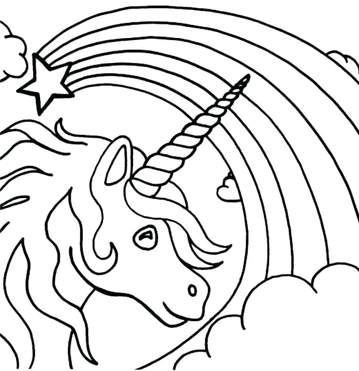 736x760 Free Pot Of Gold Coloring Sheets Icontent