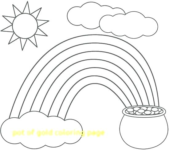 550x487 Gold Pot Coloring Pages Icontent
