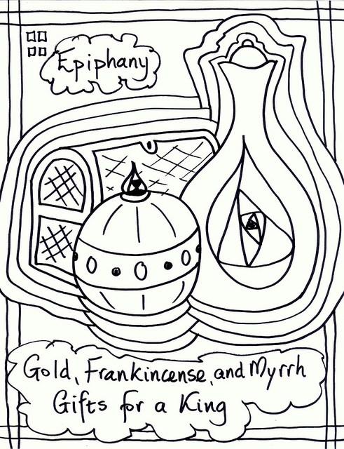 491x640 Epiphany Clip Art Page Stushie Art