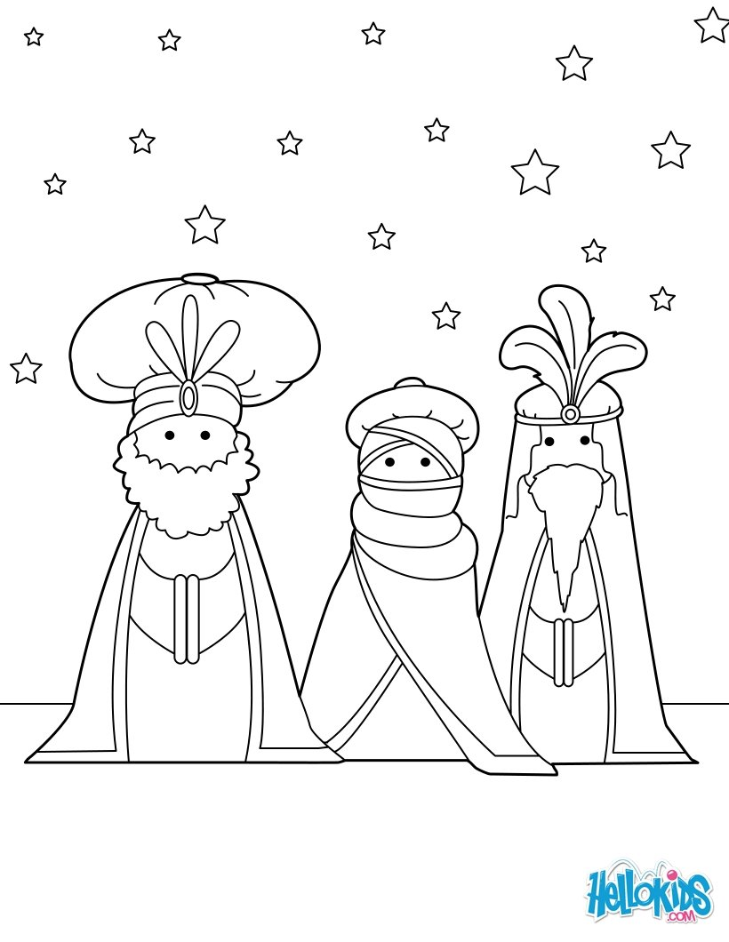 820x1060 Gold, Frankincense And Myrrh Coloring Pages