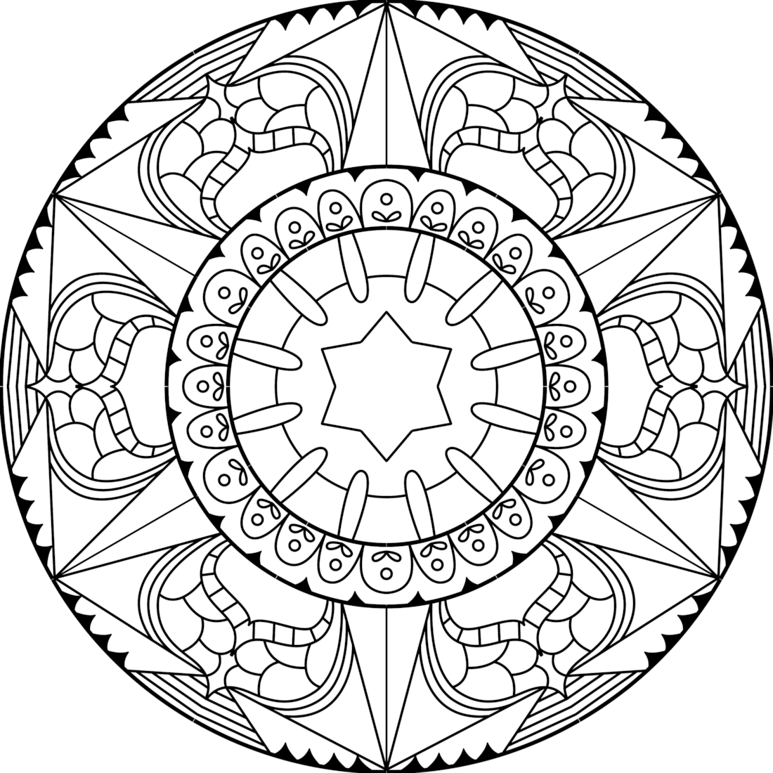 1100x1100 Olympic Gold Medal Platform Coloring Page