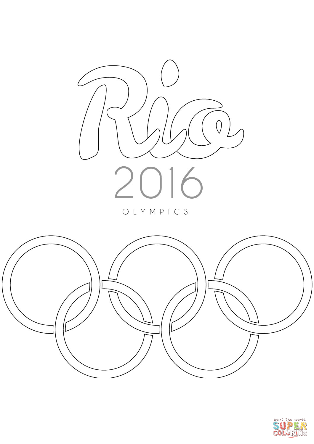 1060x1500 The Olympics Coloring Pages Pictures To Print And Color Of Olympic