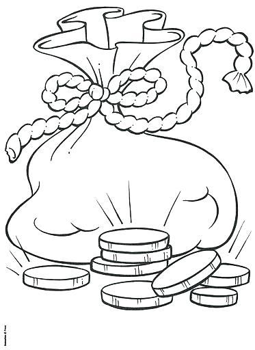 373x512 Gold Rush Coloring Pages Gold Coloring Pages Pot Of Gold Coloring