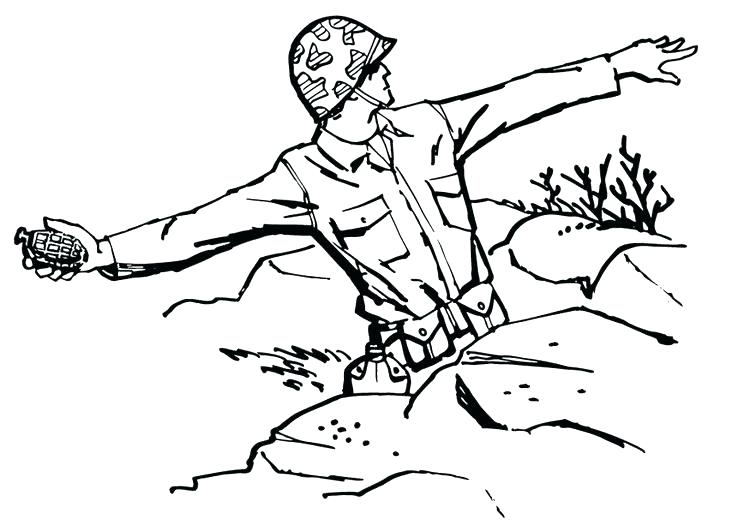 750x531 Australian Gold Rush Colouring Pages Kids Coloring Army Men
