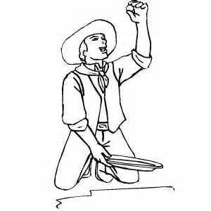 300x300 Gold Mining Coloring Pages