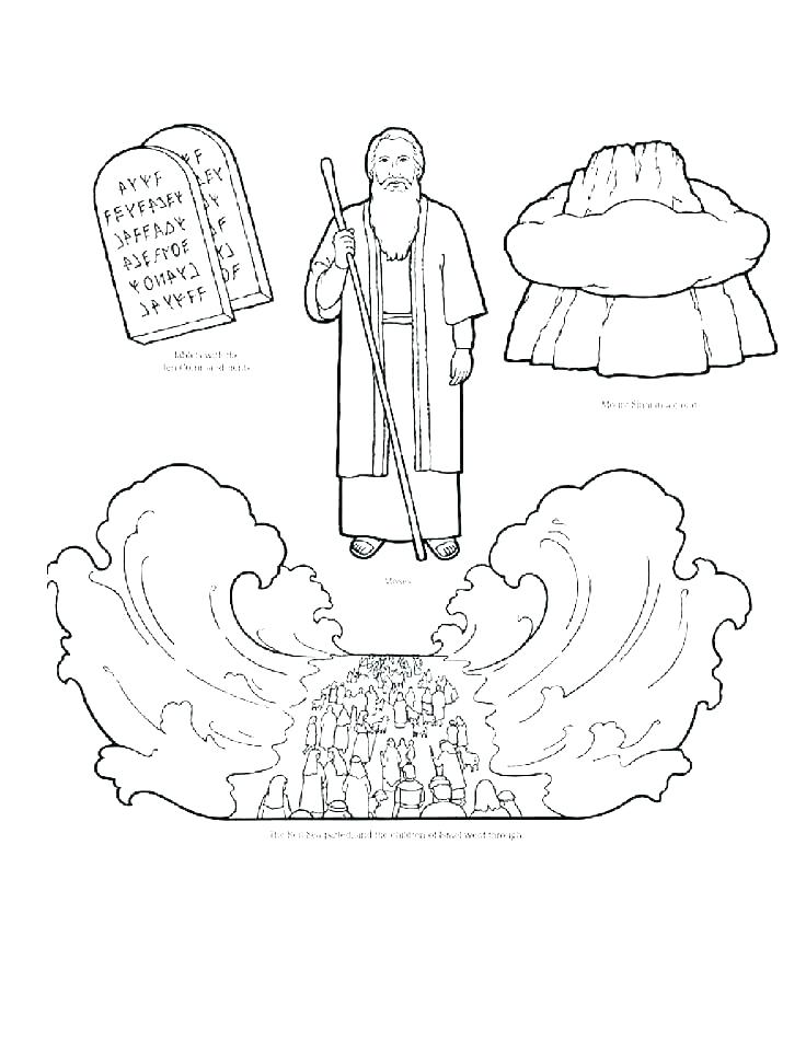 736x952 Golden Calf Coloring Page Golden Calf Coloring Page Crossing
