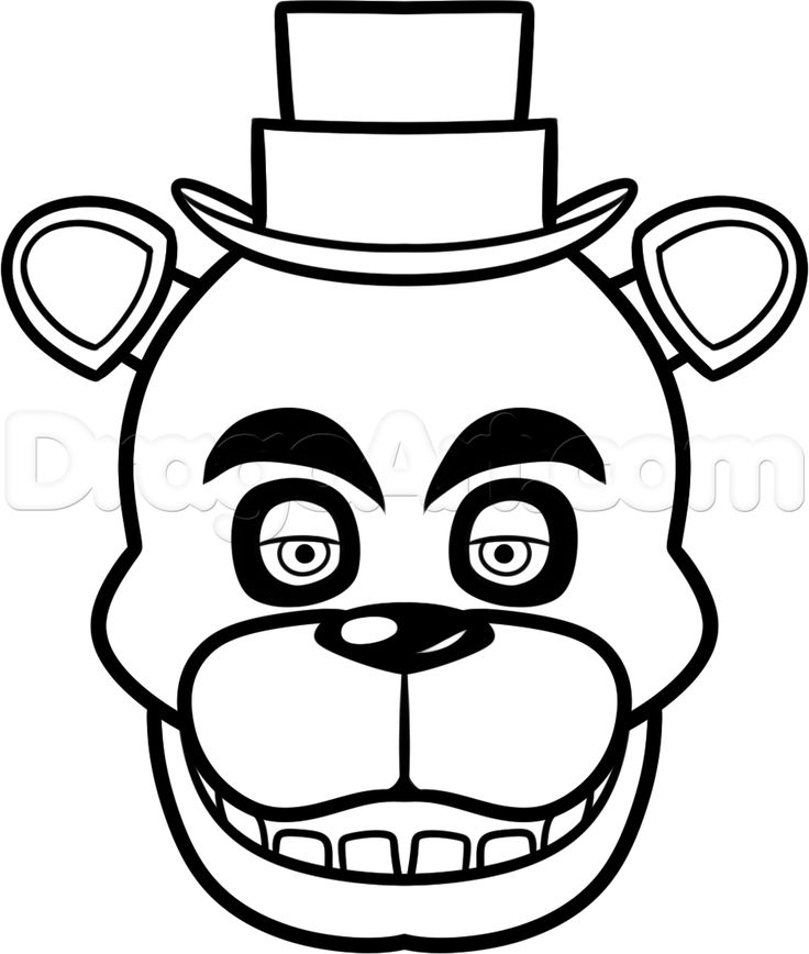 736x868 Best Coloring Pages Images On Coloring Book, Fnaf