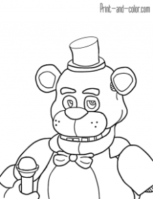 224x291 Coloring Pages Nights