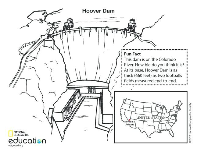 646x499 Geographic Coloring Pages Graphic Coloring Pages Golden Gate
