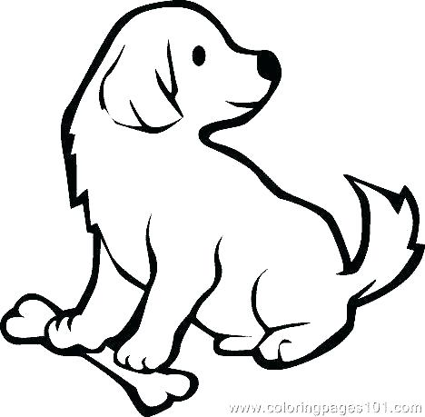468x459 Puppys Coloring Pages This Is Golden Retriever Coloring Pages