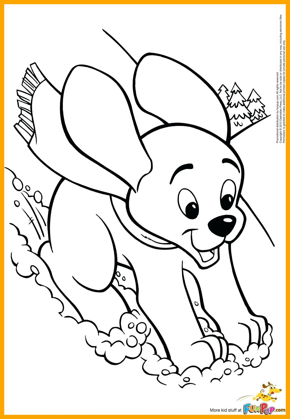 Golden Retriever Puppy Coloring Pages At Getdrawings Com