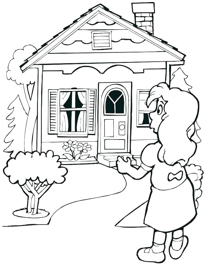 700x885 And The Three Bears Colouring Sheets Goldilocks Coloring Pages