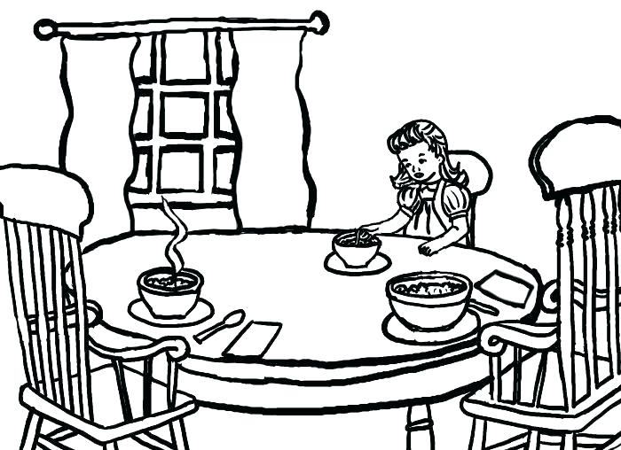700x508 Goldilocks Coloring Pages Coloring Pages Coloring Page