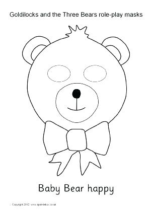 302x427 Goldilocks Coloring Pages Coloring Pages View Preview