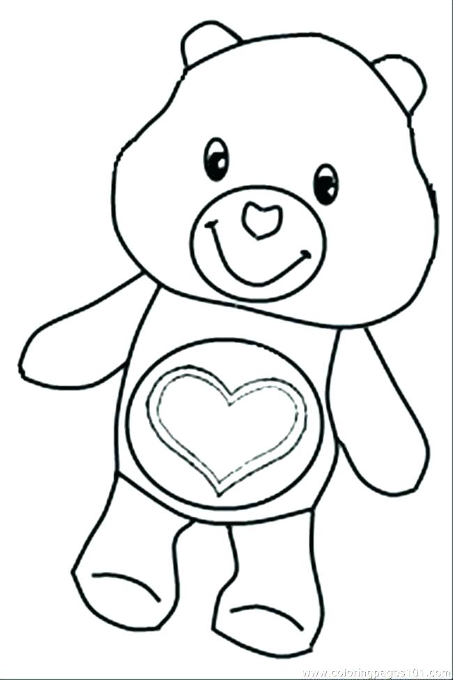 Goldilocks And The Three Bears Coloring Pages Free At Getdrawings