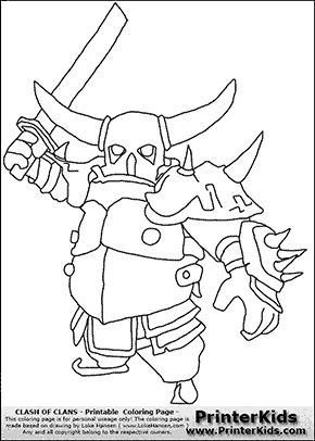 The Best Free Clash Coloring Page Images Download From 72 Free