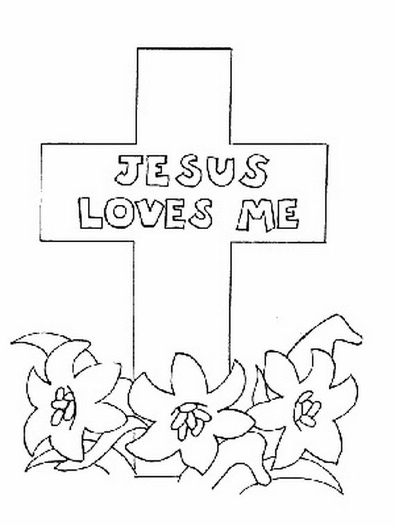570x760 Good Coloring Pictures Good Friday Coloring Pages And Pintables