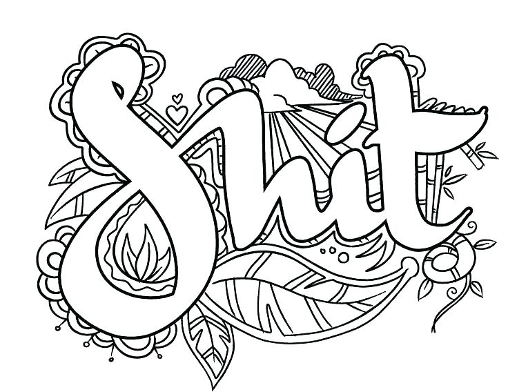 736x568 Cute Coloring Pages