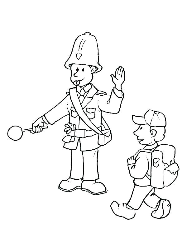 600x800 Job Coloring Pages