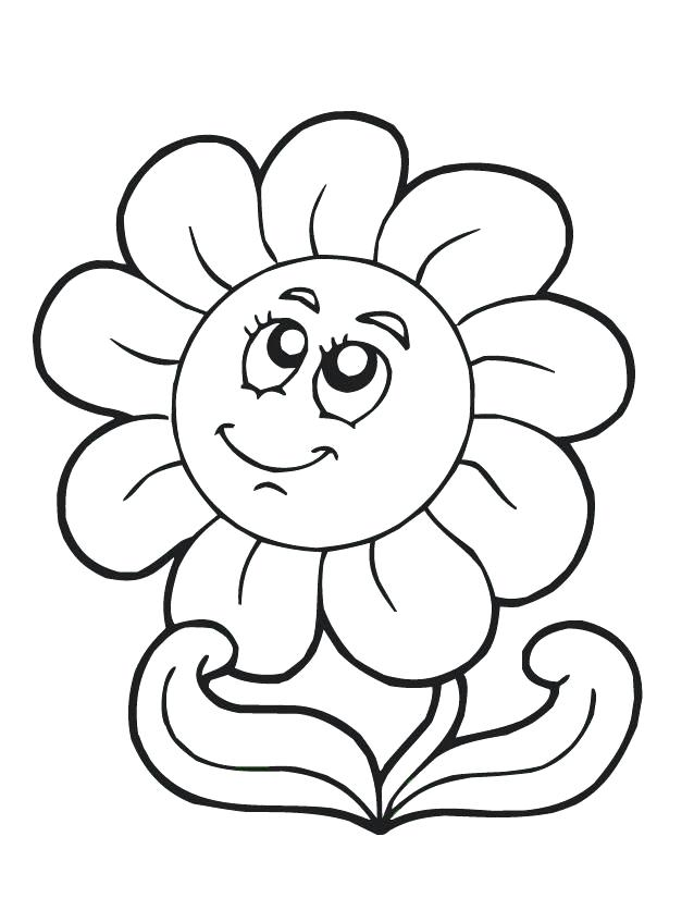 638x825 Good Coloring Pages Good Coloring Pages For Spring Flowers Good