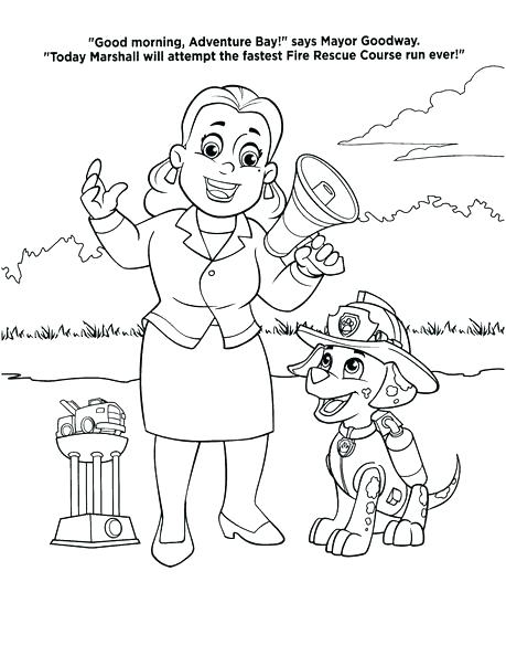 459x594 Paw Patrol Free Coloring Pages Printable Coloring Pages For Kids