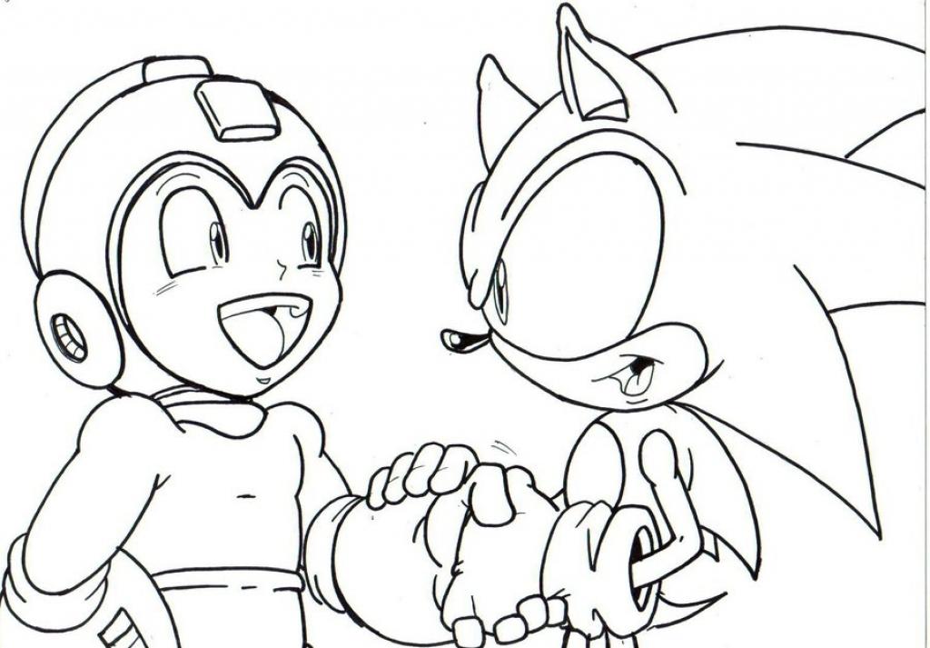 1024x713 Mega Man Coloring Pages Mega Man Coloring Sheet Google Search