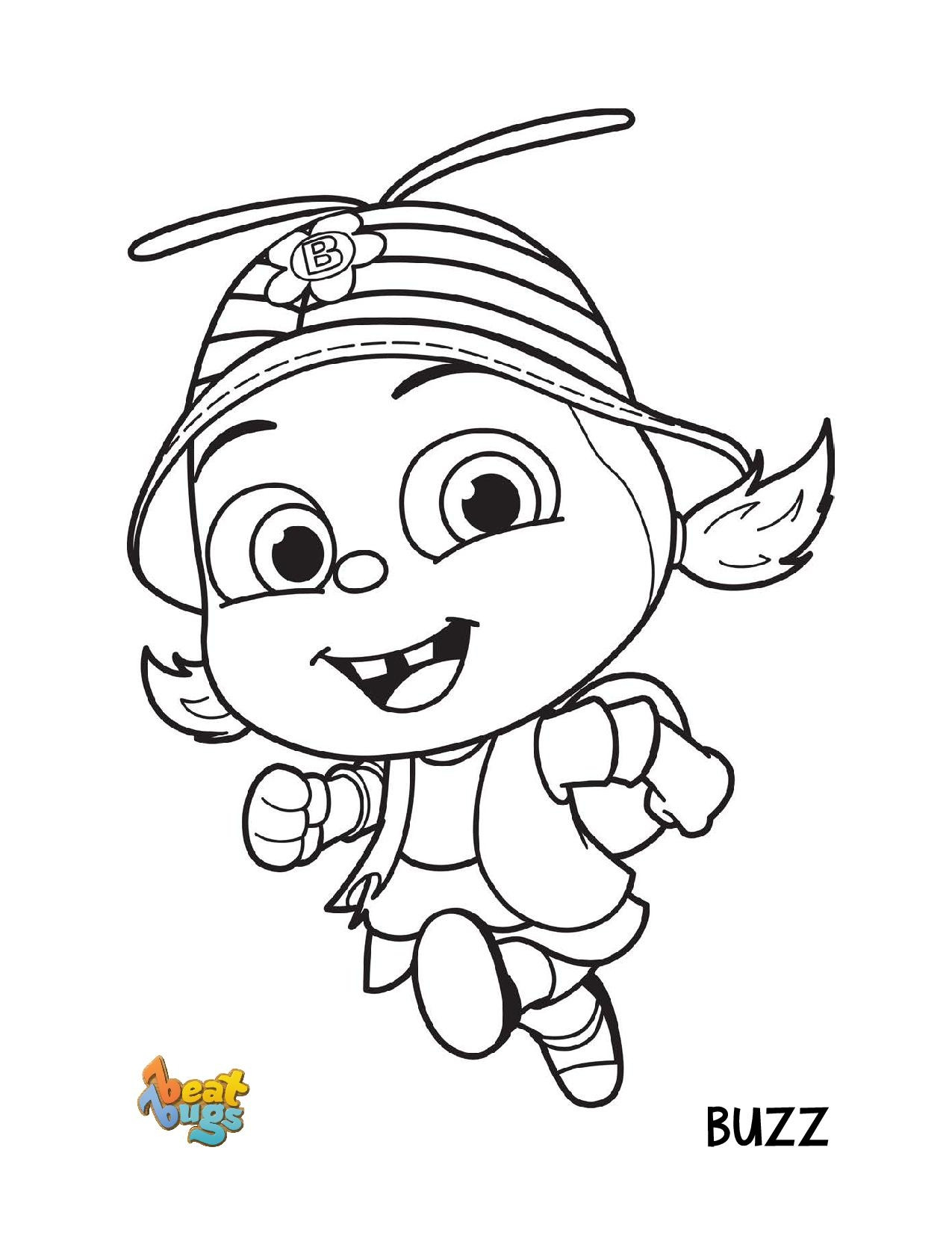 1275x1650 Goosebumps Coloring Pages Lovely Fresh Buzz From Beat Bugs
