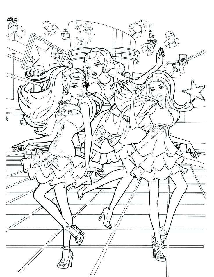 736x952 Gothic Coloring Pages