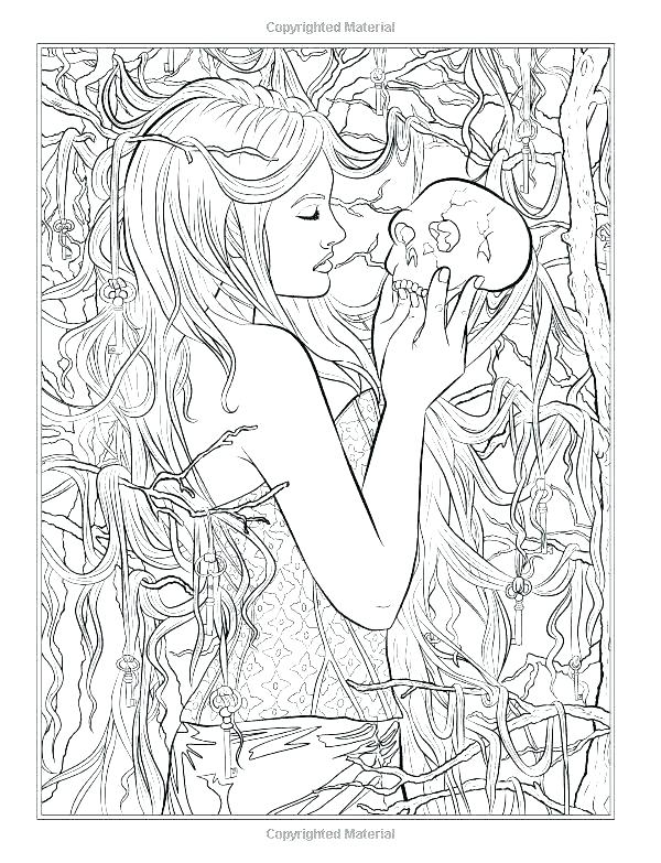 600x783 Coloring Pages Free Printable Fairy Coloring Pages Kids Coloring
