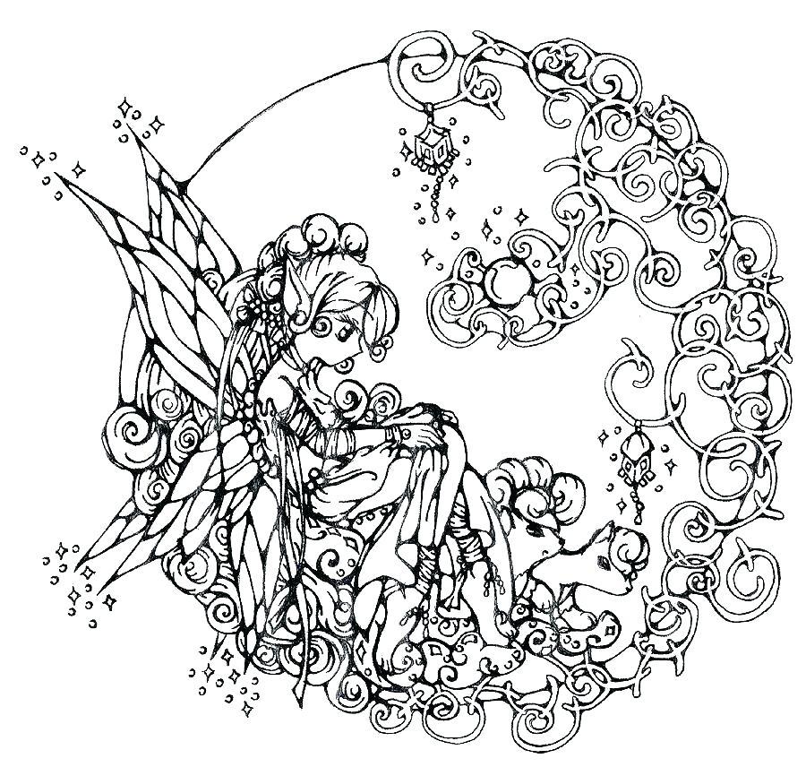 900x856 Fairy Coloring Book Fairy Coloring Book Free Printable Fairy