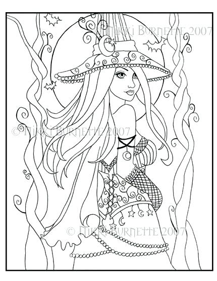 430x555 Gothic Coloring Pages Coloring Pages Fairy Coloring Pages Group