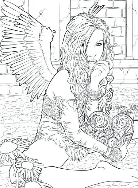 450x612 Gothic Coloring Pages Best Fabulous Coloring Pages Free Printable
