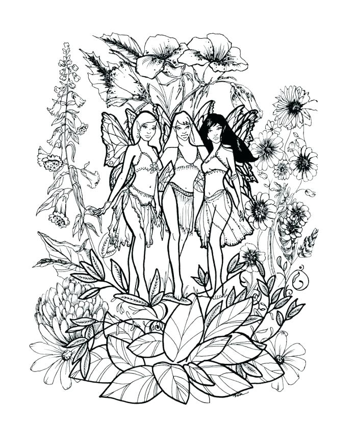 700x825 Gothic Coloring Pages
