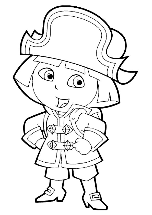 595x842 Top Amazing Pirates Coloring Sheets For Kids