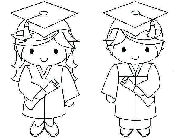 600x464 Graduation Coloring Pages Coloring Pages Coloring Pages