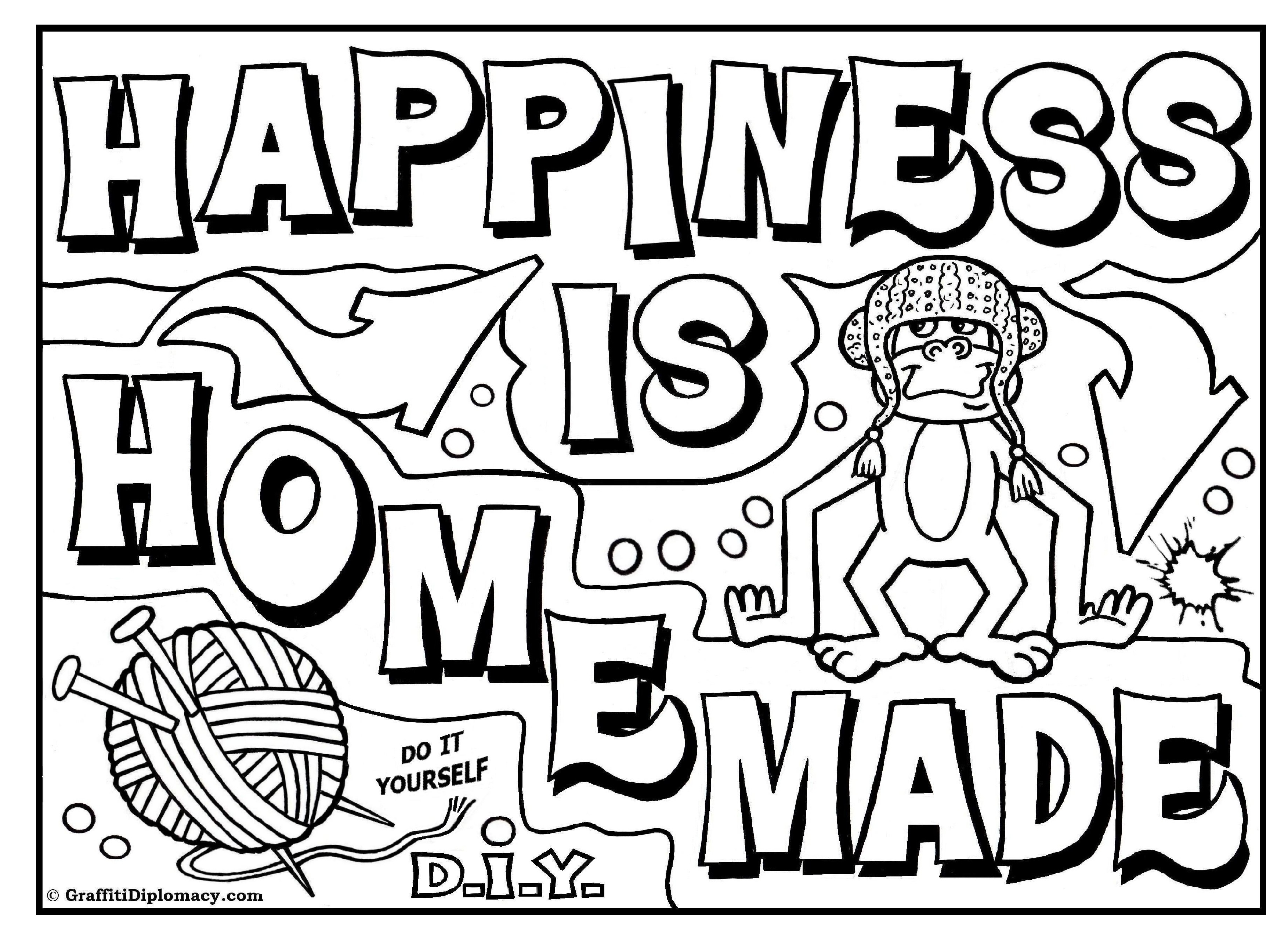 3508x2552 Cozy Ideas Graffiti Coloring Pages Diplomacy Store Inofations